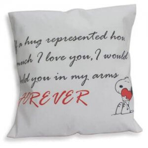 Love Forever Cushion