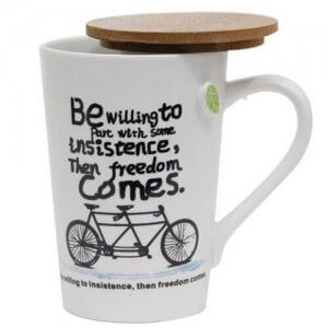Cool Quoted Ceramic Mug