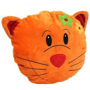 Cute Cat Cushion - Birthday Gifts for Kids