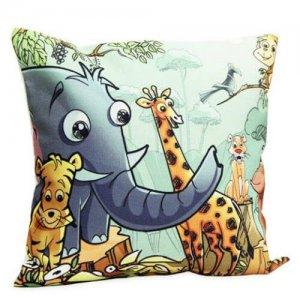 Animal Art Cushion - Cushion