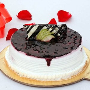 Online Blueberry Cake - Cake Delivery in Chandigarh