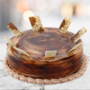 Irish Coffee Cake - Cake Delivery in Chandigarh