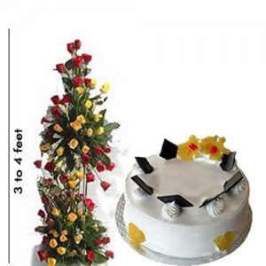 Lifesize Love Hamper   -   Five Star Bakery - Birthday Cake Online Delivery