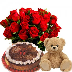 Angelique Love Hamper   -   Five Star Bakery - Birthday Cake Online Delivery