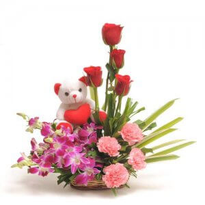 Sweet Inspiration - Send Carnations Flowers Online