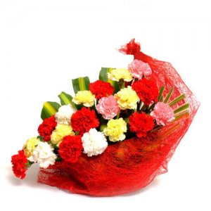 Designer Love - Send Carnations Flowers Online