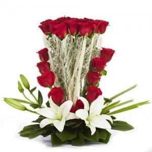 Just Perfect   -   Online Gift Shop - Send Lilies Online India