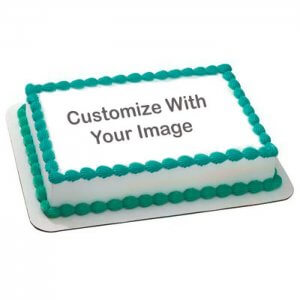 Personalised Palatable Cake 1 Kg - Online Cake Delivery - Send Baby Shower Cakes Online