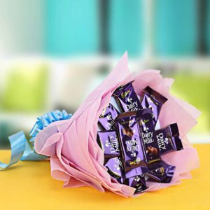 Classic Chocolate Bouquet - Chocolate Bouquet Online