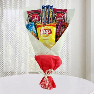 Flavours Bouquet - Send Diwali Chocolates Online