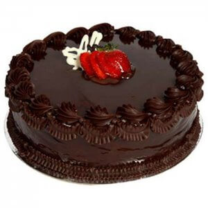 Chocolate Truffle Cherry Cake - Online Cake Delivery - Online Christmas Gifts Flowers Cakes