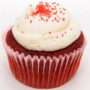 Creamy Vanilla 6 Cup Cakes - Online Cake Delivery - Send Cup Cakes Online
