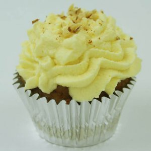 Butterscotch Pink Creamy 6 Cup Cakes - Online Cake Delivery - Send Cup Cakes Online