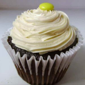 Chocolate Creamy 6 Cup Cakes - Online Cake Delivery - Send Cup Cakes Online