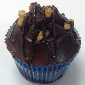 Chocolate 6 Cup Cakes - Online Cake Delivery - Send Cup Cakes Online