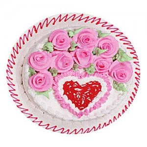 For My Sweet Heart   -   Online Cake Delivery