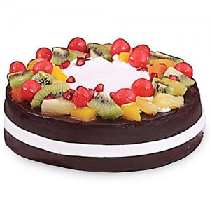 Wild Forest Cake 1kg - Birthday Cake Online Delivery - Send Mother's Day Cakes Online