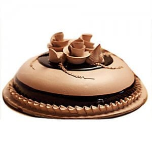 1kg Chocolate Cake - Birthday Cake Online Delivery - Send Chocolate Cakes Online