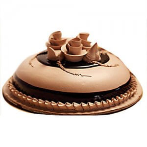 1kg Chocolate Cake - Birthday Cake Online Delivery