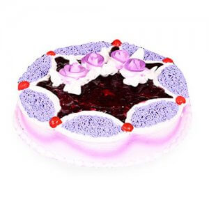 Blue Berry Blues 1kg - Birthday Cake Online Delivery - Online Cake Delivery in India