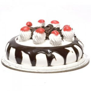 Blackforest Cake 1 Kg Online from Way2flowers