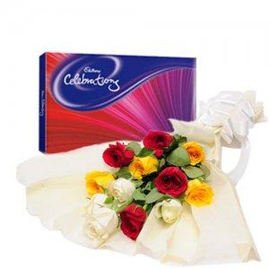 Colorfull Celebration - Online Gift Shop India