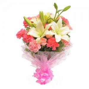 Pink Style - Send Flowers to India Online