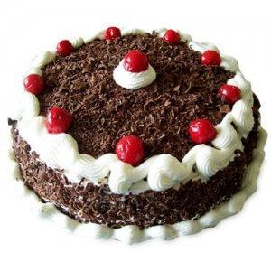 Five Star - Blackforest Cake - Birthday Cake Online Delivery - Send Five Star Cake Online