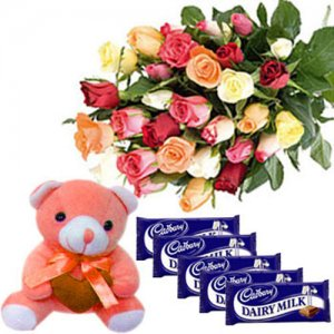 Someone Special - Birthday Gifts - Flower Bouquet Online