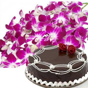 Choco Surprise  -  Online Flower Delivery in India