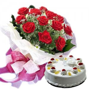 Happiness  -  Online Flower Delivery in India