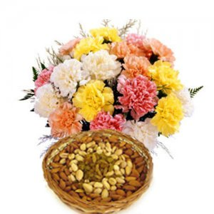 Spectrum Basket - Way 2 Flowers