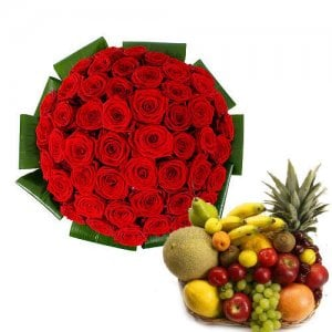 Love With Carefrom Way 2 Flowers - Send Flowers to Indore | Online Cake Delivery in Indore