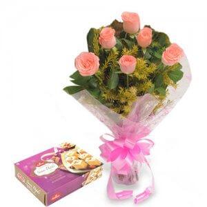 Elegance Hamper  -  Online Flower Delivery in India
