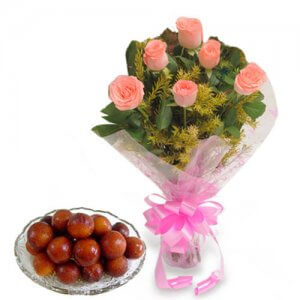 Roses N Sweets  -  Online Flower Delivery in India