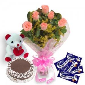 Pink Beautiz - Way 2 Flowers