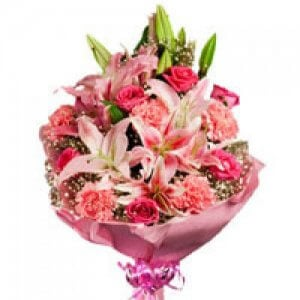 Always and Forever - Send Carnations Flowers Online
