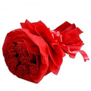 Perfect Red - Send flowers to Agra