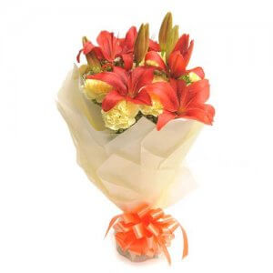 Radiance - Flower Bouquet Online