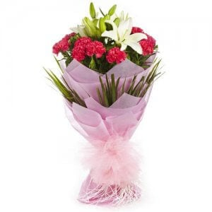 Always & Forever - Send Carnations Flowers Online