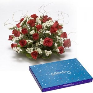 Roses N conveys  -  Online Flower Delivery in India - Chocolate Day Gifts