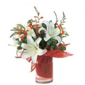 Fill It Up - Glass Vase Arrangements