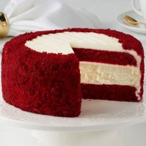 Fabulous Red Velvet Cake - Online Cake Delivery - Send Red Velvet Cakes Online