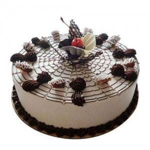 Web Of Happiness Cake 1kg - Birthday Cake Online Delivery - Online Cake Delivery in India