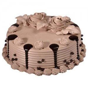 ChocoChip Cake Half Kg - Birthday Cake Online Delivery