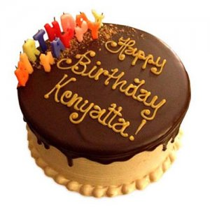 Delicious Birthday Cake Half Kg - Birthday Cake Online Delivery - Birthday Cakes Online