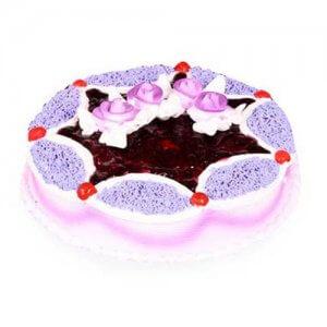 Blue Berry Blues 1kg - Birthday Cake Online Delivery - Send Designer Cakes Online