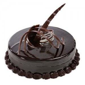 Chocolaty Truffle 1kg - Birthday Cake Online Delivery