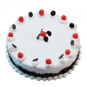 Blackforest Luxury Cake Half Kg - Birthday Cake Online Delivery