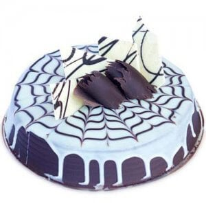 Chocolate Venom Half Kg - Birthday Cake Online Delivery - Send Chocolate Cakes Online